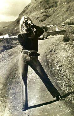 Brigitte Bardot with a Leica Camera courtesy of 25.media.tumblr.com