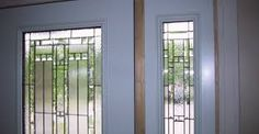 Image result for all glass front door