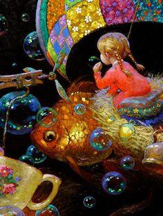 Victor Nizovtsev One last post. When a Russian artist friend of ours saw my…