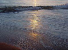 Last Rays - Carlos Garcia Roman    -  oil on canvas 2012