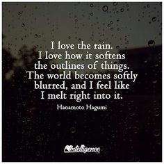 40 Rain Quotes Romantic Rain Quotes Thefreshquotes Pinterest