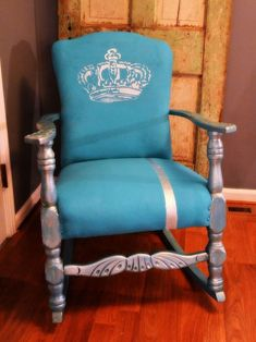 Using a Quality Chalked Paint on Fabric..easier Than You Think!