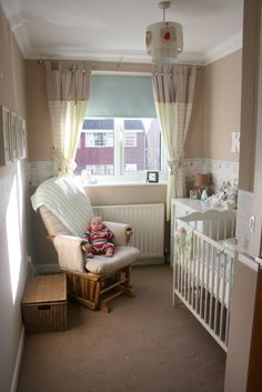 small spaces for nursery