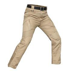 Men's Waterproof Tactical Pants Army Cargo Pants, Tactical Cargo Pants, Military Pants, Tactical Clothing, Men Trousers, Mens Trousers Casual, Work Trousers, Work Pants, Men Pants