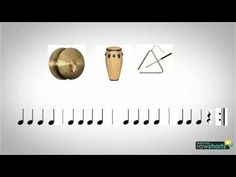 William Tell Overture by the Boston Pops. Orff Arrangements, Drum Patterns, William Tell, Music Beats, Elementary Music, Music For Kids, Music Classroom, Teaching Music, Music Lessons