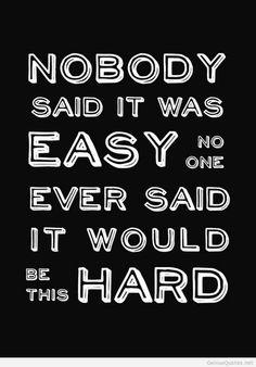 Easy vs hard quote wallpaper free. Lyrics