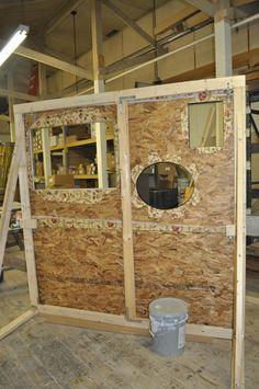 DIY Photobooth Wall