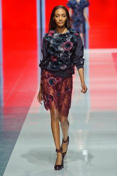 Fall 2013 Runway Report: Finely Feathered
