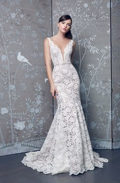 3fef7be6c5 33 Best LEGENDS by ROMONA KEVEZA ~ Lace   Bustle Designer images in ...