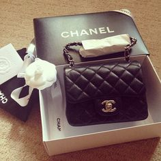 Chanel Classic Rectangular Mini Flap Bag