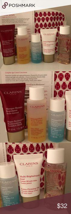 how to use clarins super restorative replenishing comfort mask