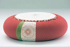 Maki-Inspired Movables  Moroso Sushi Collection Brings Asian Culinary Technique to Upholstery