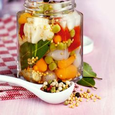 Hungarian Recipes, Afternoon Tea, Pickles, Cucumber, Vegetables, Food, Fitness, Exercise, Preserves