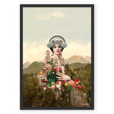 Impressos em papel algodão Hahnemühle 200gsm, com técnica e durabilidade de galerias e museus, nossos incríveis posters vão deixar qualquer ambiente único.