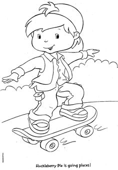 126 Best Little Boy Coloring Pages Images In 2019 Coloring Books