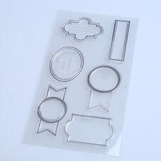 1PCS/LOT Transparent Stamp For DIY Scrapbooking/Card Making/ Decoration Supplies #Affiliate