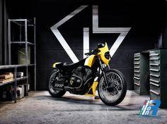 "Yamaha svela la nuova Yard Built XV950 ""Ultra"" by GS Mashin http://www.italiaonroad.it/2016/01/19/yamaha-svela-la-nuova-yard-built-xv950-ultra-by-gs-mashin/"