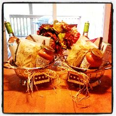 "This Beautiful Life: ""Date Night In"" Gift Basket"