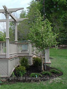 like the landing garden