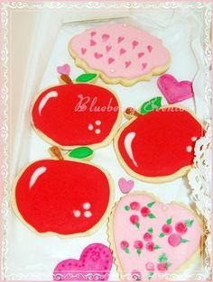cookies Blueberry Eventos