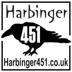 Harbinger451 Logo Content, Writing, Logos, Being A Writer, Logo, Letter