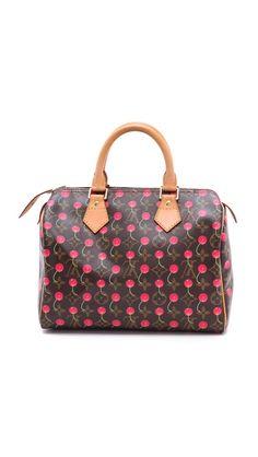0bd13f93f51f Vintage Louis Vuitton Cherry 25 Speedy