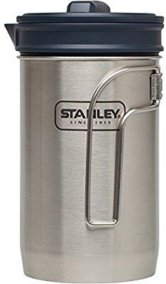 Amazon.com : Stanley Stan Adv 32oz Coff Press ss Cook + Brew, Stainless Steel : Sports & Outdoors