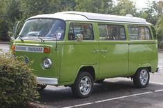 vw.. I have wanted one of these my whole life! @Monica Forghani Waugh-Benton.. We will get one and go cross country.