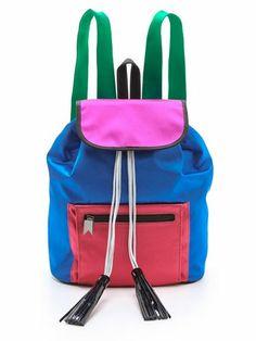 Best Backpacks for Fall 2013: Meredith Wendell Backstroke Backpack
