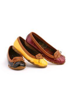 Aquaduck All-weather Ballet Flat Medium Shoe | Chadwicks