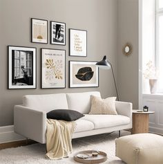 Gallery walls & Inspiration - Stylish gallery walls - Desenio.eu Buy Posters Online, Online Art, Inspiration Wall, Personalised Posters, Picture Wall, Scandinavian Design, Nordic Interior, Arte Popular, Inspirational Wall Art