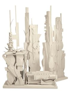 louise nevelson   Louise Nevelson   ser-urbano