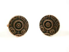 Copper Steampunk Dial Cufflinks CuffCrazy. $42.99. Unique Differences. Moving Dial. Steampunk Revolution