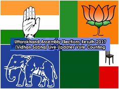 A legislative #election will be held in #2017 for #70seats of the #VidhanSabha in the state of #Uttarakhand in #India. The election commission of India has not declared the date yet. It may be announced as of November 2016. Get #UttarakhandAssemblyElection updates, results and list of assembly. Here you can check #Uttarakhandassemblyelection2017 candidate list result.