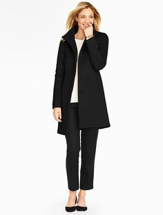 Talbots - Gramercy Wool Coat | Coats and Outerwear |