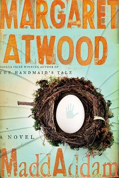 New 9/27/13. MADDADDAM by Margaret Atwood | Bringing together characters from Oryx And Crake and The Year Of The Flood is the conclusion to Atwood's speculative fiction trilogy confirming the ultimate endurance of humanity, community and love.