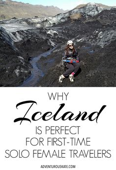 Many women email me telling me that they're thinking of traveling solo for the first time.  I always tell them to go to the place they dream about, the place that's been speaking to their soul for years — but if they're up for suggestions, I've got a ton!  And Iceland now tops that list.  So what makes Iceland an ideal pick for a first time solo trip?