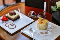 Cake at Gucci Cafe, Milan