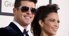 Robin Thicke and Paula Patton are getting a divorce!