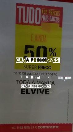 Promoções Continente - novos avistamentos 50% desconto Só Hoje a Segunda-Feira - http://parapoupar.com/promocoes-continente-novos-avistamentos-50-desconto-so-hoje-a-segunda-feira/