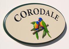 Corodale Property Sign / Danthonia Designs