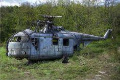 Vietnam - Abandoned Sikorsky H-34