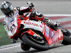 Troy Bayliss & Ducati
