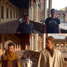 Sightseeing in Naboo!