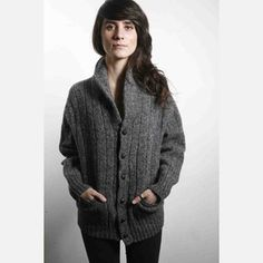 '80s Oxford Cardigan Sweater, $116, now featured on Fab.