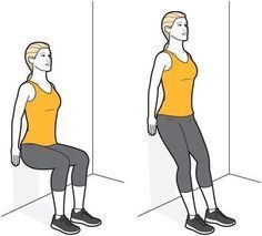 Fitness - Check out these exercises that strengthen your pelvic floor and help reduce your risk of incontinence, improve your sexual health, and boost your core strength and stability. Bladder Exercises, Pelvic Floor Exercises, Ab Exercises, Morning Exercises, Fitness Exercises, Floor Workouts, Easy Workouts, Body Fitness, Fitness Diet