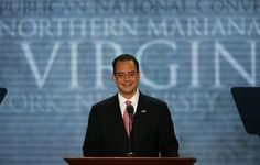 GOP Chair Reince Priebus In: The Most Unfortunate Photo Crop Of The Republican National Convention
