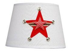 abat-jour Airforce étoile