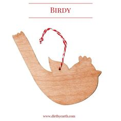 Birdy. Scandinavian Christmas decoration in sustainable alder wood. Will be at the @scandinavianfestival the 13th of September. #brisbanefestival#christmasdecorations#scandistyle#bird#winterbird#wooddecorations#nordicchristmas#visitbrisbane