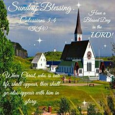 Blessed day in the Lord